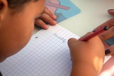 seance cabinet graphotherapeute troubles écriture