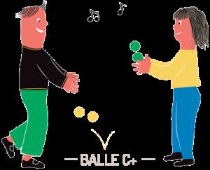 Balle C+